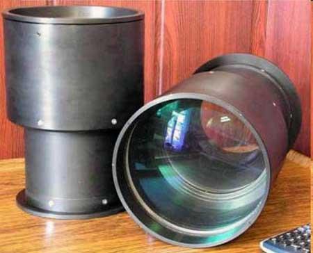 для телескопов Цейсс-600
